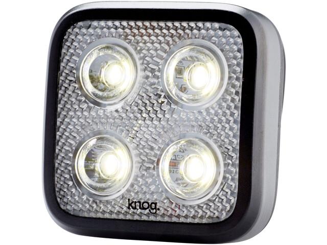 Knog Blinder MOB Four Eyes Cykellygter hvid LED, black
